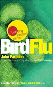 Cover of: Bird Flu (Everything You Need to Know)