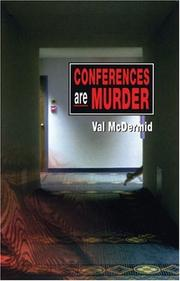 Cover of: Conferences Are Murder