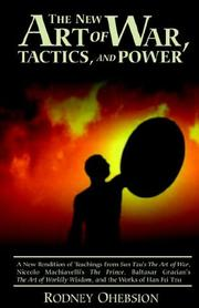 Cover of: New Art of War, Tactics, and Power | Rodney Ohebsion