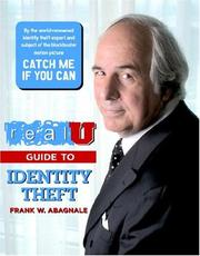 Cover of: Real U guide to identity theft