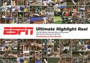 Cover of: ESPN ULTIMATE HIGHLIGHT REEL | ESPN Sportscenter