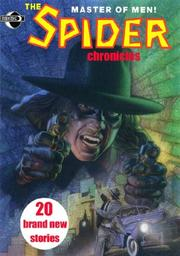 Cover of: The Spider Chronicles | John Jakes