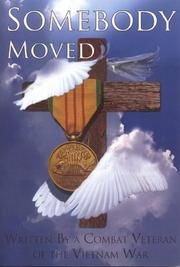 Cover of: Somebody Moved | William C. Draper
