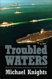 Cover of: Troubled Waters | Michael Knights