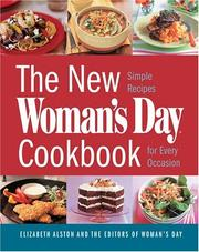 Cover of: The new Woman's day cookbook