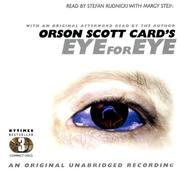 Cover of: Eye for Eye