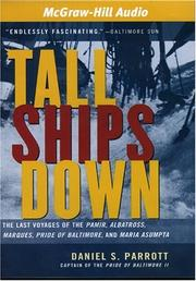 Cover of: Tall Ships Down | Daniel S. Parrott