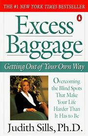 Cover of: Excess Baggage | Judith Sills