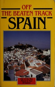 Cover of: Spain (Off the Beaten Track) | HarperCollins