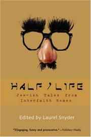 Cover of: Half/Life | Laurel Snyder