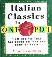 Italian classics in one pot