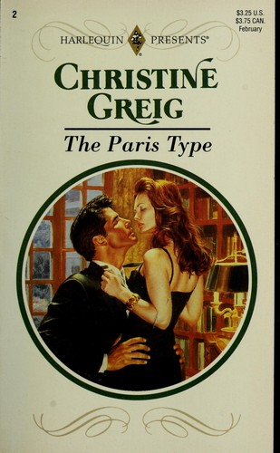The Paris Type (Harlequin Presents) by