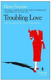 Cover of: Troubling Love