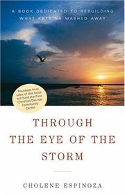 Through the Eye of the Storm by Cholene Espinoza