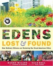 Cover of: Edens Lost & Found | Harry Wiland