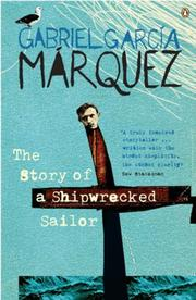 Cover of: The Story of a Shipwrecked Sailor (International Writers)