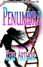 Cover of: Penumbra
