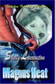 Cover of: Magnus Heat | Shelly Laurenston