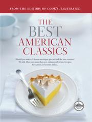 The Best American Classics