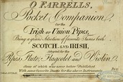 Cover of: O Farrells, pocket companion | Ruggles-Brise, Dorothea Lady