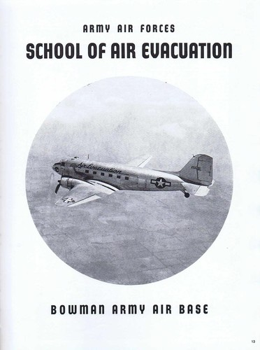 The Story of Air Evacuation, 1942-1989 by