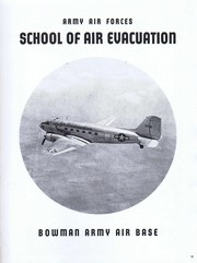 Cover of: The Story of Air Evacuation, 1942-1989 |