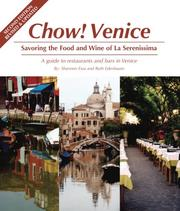 Cover of: Chow Venice | Shannon Essa