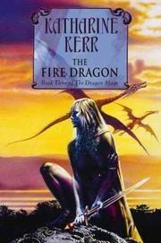 Cover of: THE FIRE DRAGON (DRAGON MAGE S.)