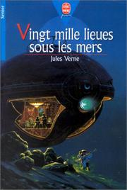 Cover of: 20000 Lieues Sous Les Mers