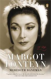 Cover of: Margot Fonteyn | Meredith Daneman