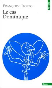 Cover of: Le Cas Dominique