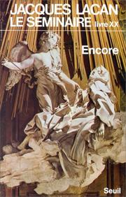 Cover of: Encore