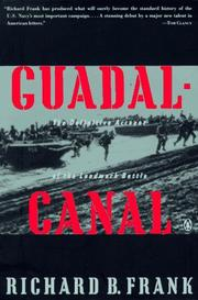 Cover of: Guadalcanal