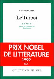 Cover of: Le Turbot