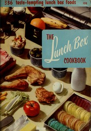 The lunch box cookbook