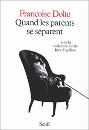 Cover of: Quand les parents se séparent