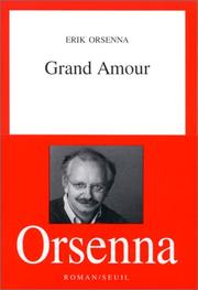 Cover of: Grand amour