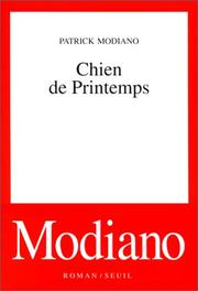 Cover of: Chien de printemps