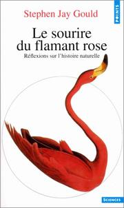 Cover of: Le sourire du flamant rose