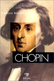 Chopin by Camille Bourniquel