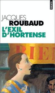 Cover of: L'exil d'Hortense