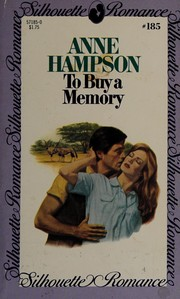 To Buy a Memory (Silhouette Romance, 185)