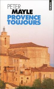 Cover of: Provence toujours