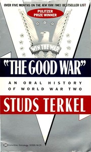 Cover of: Good War | Studs Terkel