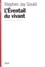 Cover of: L'éventail du vivant
