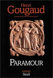 Cover of: Paramour