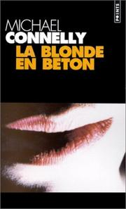 Cover of: La blonde en béton