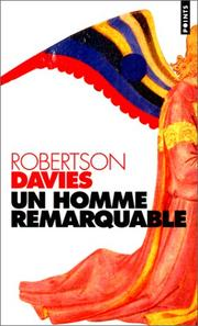 Cover of: Un homme remarquable