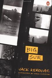 Cover of: Big Sur