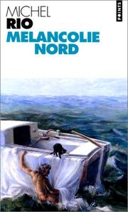Cover of: Mélancolie nord